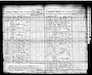 Passenger list on the Germania with Joseph Mais listed.