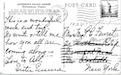 Postcard from Emma Feurst to Grover and Lillian Shirley Drake Feurst